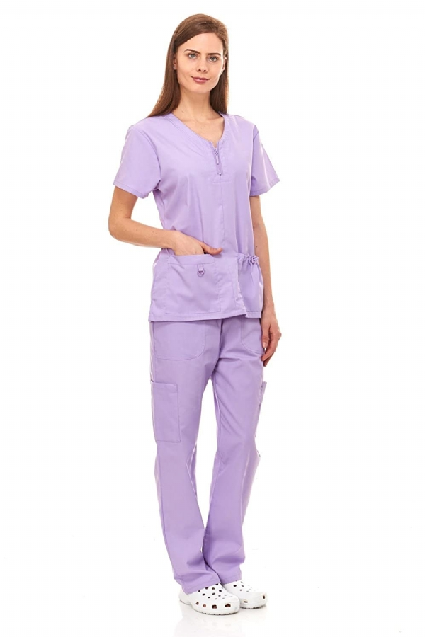 Happy & Inspiring Nurses Scrubs