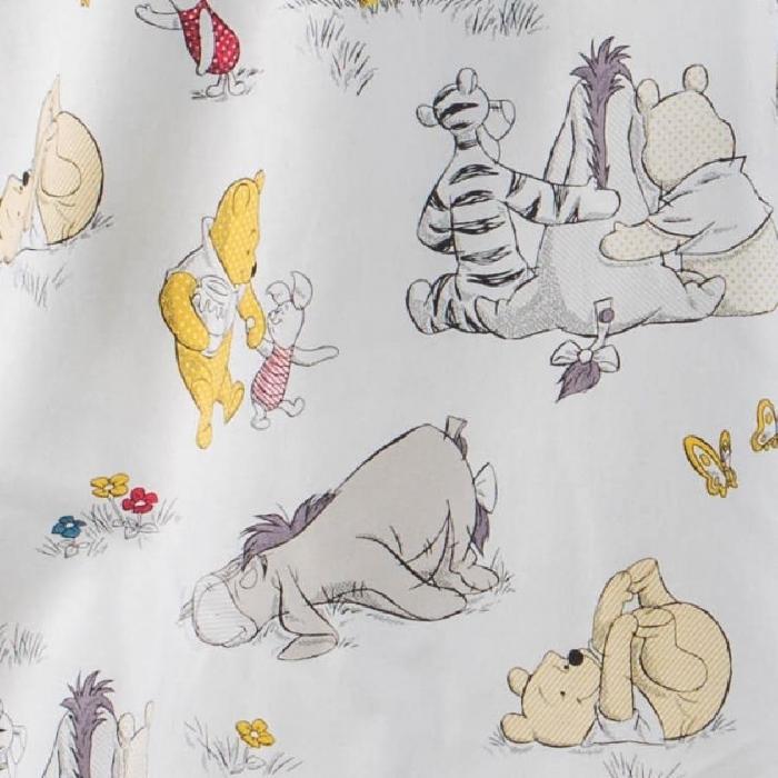 Disney Winnie the Poo Surgeons Hat 100% Cotton