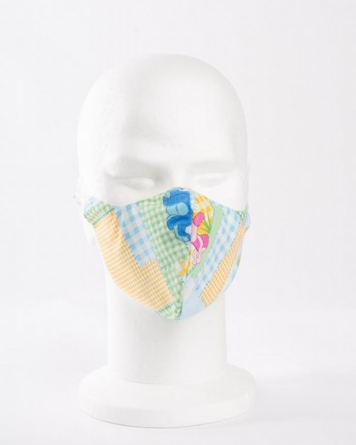 Disney winnie the poo & friends 100% cotton face masks