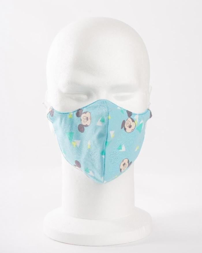 Disney sleepy micky mouse 100% cotton face masks