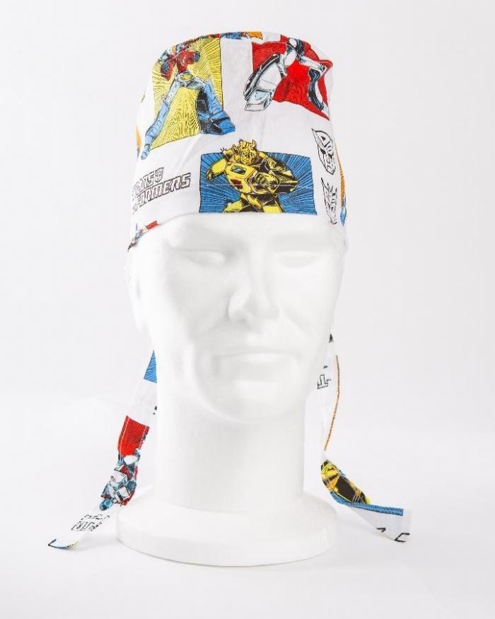 Transformers Surgeons Hat 100% Cotton