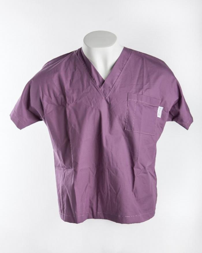 Berry Short Sleeve Scrub Top 100% Cotton