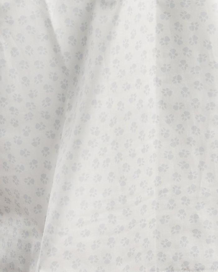 Grey Paws Short Sleeve Scrub Top 100% Cotton