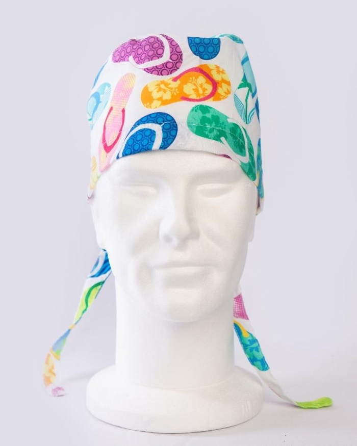 Party On The Beach Surgeons Hat 100% Cotton