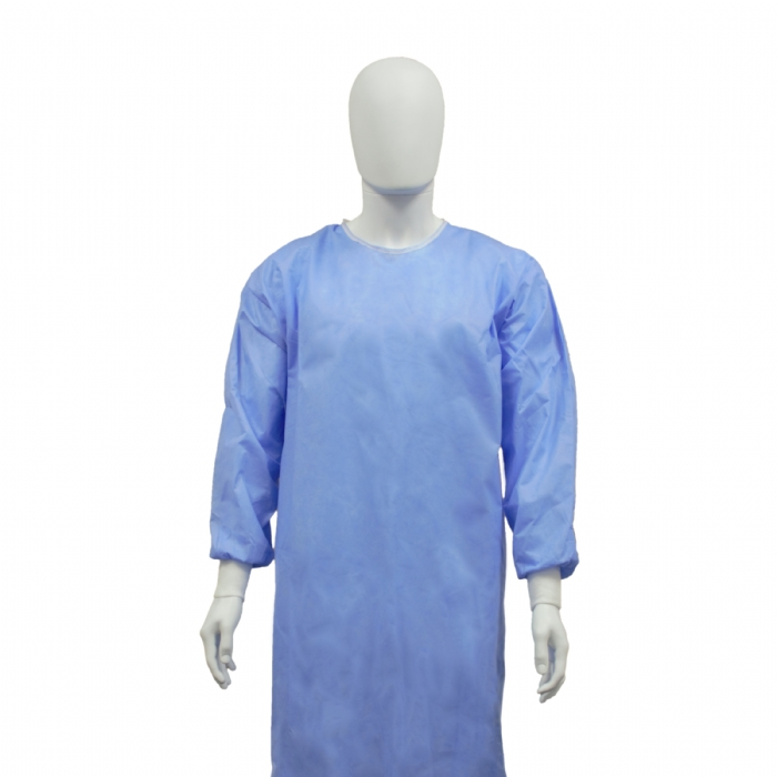 Coveron Surgical Gown Standard Blue Sterile