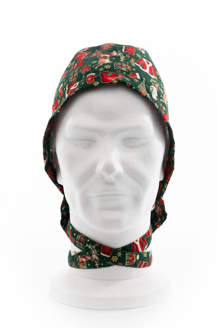 Christmas Presents Surgeons Hat 100% Cotton